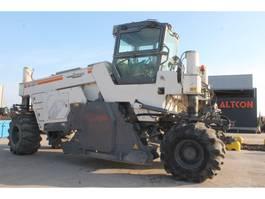 other asphalt equipment Wirtgen WR 2500 S 2011