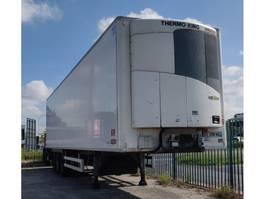 refrigerated semi trailer Chereau THERMOKING SLX-200 - DIESEL/ELECTRIC - 2012 - LAADBRUG 2011