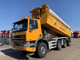 tipper truck > 7.5 t Ginaf M 4446 -TS 430 Ati 8x6 22M3 Tipper 1999