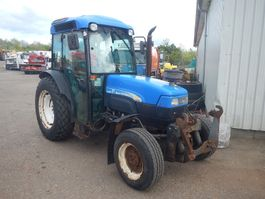 трубоукладчик New Holland TN 75FA + skårlægger 2005