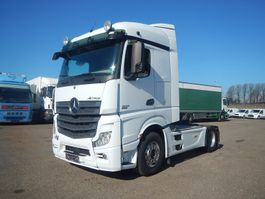 cab over engine Mercedes Benz Actros 1842 MP4 2012