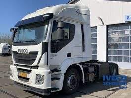 cab over engine Iveco AT440S33T/P CNG LNG 2014 intarder Mautvrij Duitsland tot eind 2020 509.2... 2014