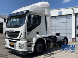 cab over engine Iveco Stralis AT440S33T/P LNG Intarder Mautvrij Duitsland tot eind 2020 2015 4... 2015