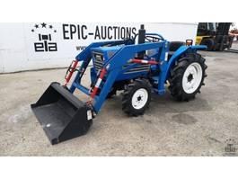 farm tractor Iseki TU2100F