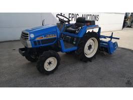farm tractor Iseki Landhope 177 Met Frees