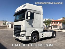 cab over engine DAF XF 480 FT 2017
