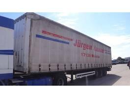 tilt semi trailer Krone DRUM BRAKES / FREINS TAMBOUR 2002
