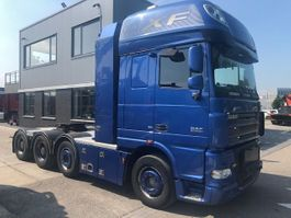 cab over engine DAF XF 105.510 8X4 150 TON RETARDER EURO 5 2009