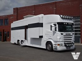 obytné vozidlo Scania R480 - camper - 3 bedrooms - Kitchen - Badroom - Full spec - Like new! 2010