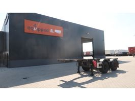container chassis semi trailer Van Hool 20FT ADR-Chassis, galvanisiert, Leergewicht: 2.980kg, BPW 2004