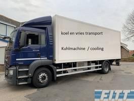 refrigerated truck MAN TGS 19.320 Euro6 koeler 92BDK5 2013
