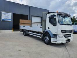 platform truck DAF LF55.300 EURO 5 MANUEEL 2011