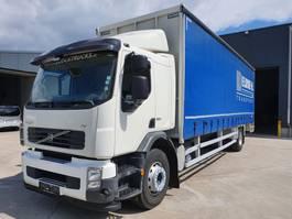tilt truck Volvo FE 260 EURO 5 MANUEEL 2011