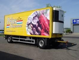 refrigerated trailer Schmitz Cargobull KO 18 2001