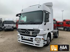 cab over engine Mercedes Benz Actros 1841 4x2 MP3 - F04 - RETARDER - EURO 5 - 2013 2013