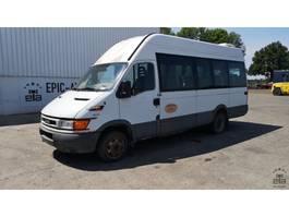 minivan - passenger coach car Iveco Daily 50C13
