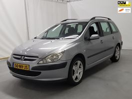 estate car Peugeot 307 Break 2.0-16V XS Pack 2004