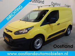 closed lcv Ford Transit Connect 1.6 TDCI L1 Ambiente Servicewagen / Bott Inrichting / Ai... 2014