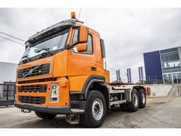 tipper truck > 7.5 t Volvo FM 480 - BLAD/SPRING+MANUAL+INTARDER+DOUBLE SYSTEME(+TIPPER) 2006
