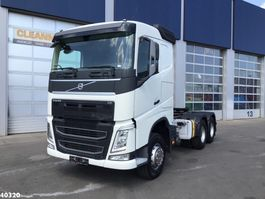cab over engine Volvo FH 4-460 6x4 Only 58.208 km! 2018