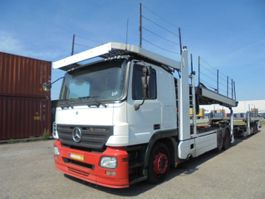 car transporter truck Mercedes Benz ACTROS 2536 LL MIDLIFT 2007