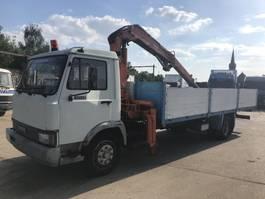 platform truck Iveco 109-14 **FULL STEEL-BELGIAN TRUCK** 1989