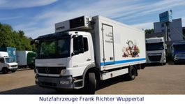 refrigerated truck Mercedes Benz 1529 L  Kühlwagen,LBW,2 Kammern variabel,TOP