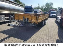 Kipper PKW-Anhänger Humbaur HTK 105025 TA-BE, mit Rampen