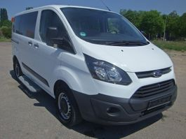 mpv car Ford Transit Custom 300 L1 VA Basis KLIMA 9-Sitzer 2014
