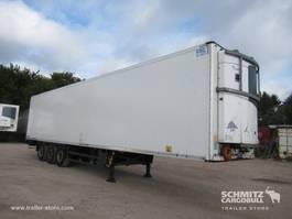 refrigerated semi trailer Schmitz Cargobull Diepvriesopbouw Standaard Dubbeldeks 2013