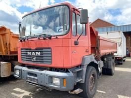 tipper truck > 7.5 t MAN 19.414 FK 4x2 BB 19.414 FK 4x2 BB Klima/Sitzhzg. 2000