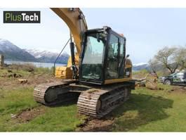 crawler excavator Caterpillar 312 D 2011