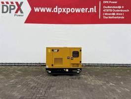 generator Caterpillar DE22E3 - 22 kVA Generator - DPX-18003 2020