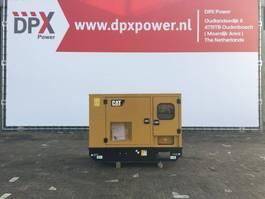 generator Caterpillar DE9.5E3 - 9.5 kVA Generator - DPX-18000 2020