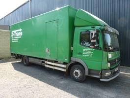closed box truck > 7.5 t Mercedes Benz ATEGO 1018 2007