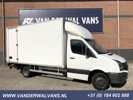 closed box lcv < 7.5 t Volkswagen Crafter 50 2.0TDI 164pk Bakwagen + Laadklep Airco, trekhaak 3500kg!! 2014