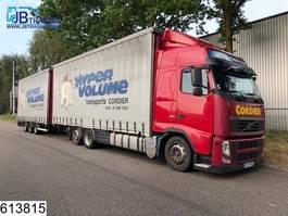 грузовик со сдвижной занавеской Volvo FH13 460  6x2, EURO 5, Airco, Jumbo, Mega, Combi 2012