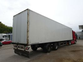 Koffer PKW-Anhänger Tracon Trailers TO2 2-Achs-Koffer Lenkachse