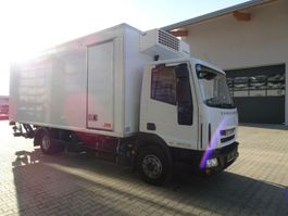 refrigerated truck Iveco 120 EL 22 Tiefkühler Thermo King 2 Kammern