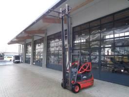 forklift Linde E 16 C-02 1.600 kg Elektro Duplex 2004