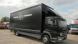 sliding curtain truck Mercedes Benz 1222 *7,80m L* Edscher*