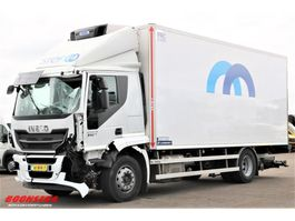 refrigerated truck Iveco Stralis 310 Aut. Euro 6 Carrier Supra 850 LBW 2014