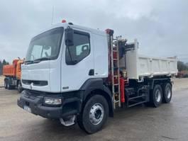 tipper truck > 7.5 t Renault Kerax 2002