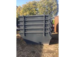 open top shipping container Mini mini container bakjes 2 m² 2019