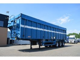 tipper semi trailer Benalu T37ABS * 60Cub * 2000