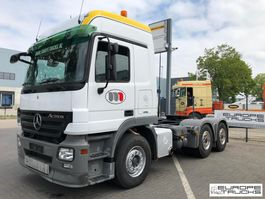 cab over engine Mercedes Benz Actros 2648 EPS 3 ped - Hydraulics - Belgium truck 2008