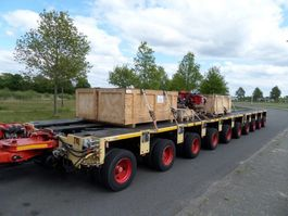 other semi trailers Goldhofer THP-ST6 + THP-ST4 2003