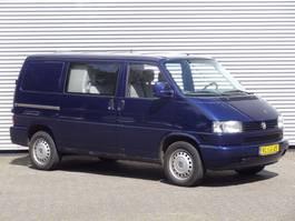 samochód dostawczy zamknięty Volkswagen TRANSPORTER 75 KW DC 1996