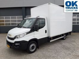 chassis cab truck Iveco 35S14 2017
