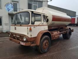 tank truck Bedford Fuel Tanktruck 1979